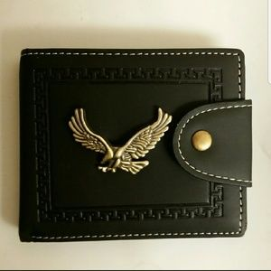"Other - New Men's slim eagle wallet ""great gift"""
